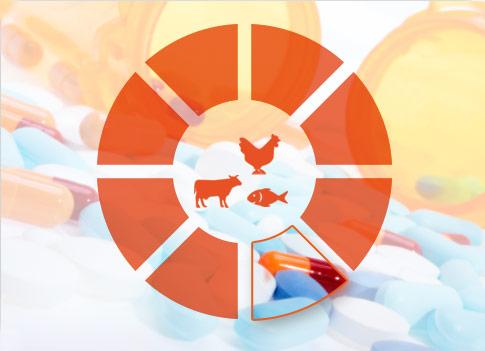 Réduction de l'utilisation des antibiotiques